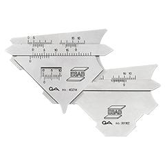 Шаблоны сварщика ESAB KL1 и KL2