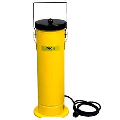 Контейнер для сушки и хранения электродов PK1