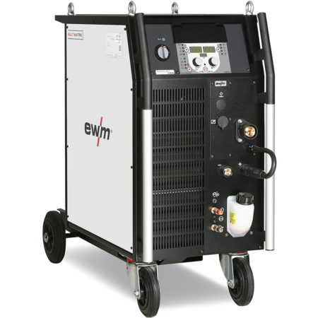 Аппарат для сварки MIG/MAG с плавной регулировкой EWM Taurus 401 S FKW