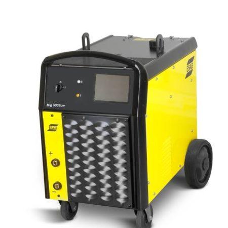Сварочный выпрямитель с цифровым управлением ESAB Mig 5002с