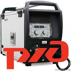 Компактный аппарат для сварки MIG/MAG с плавной регулировкой EWM Taurus 335 GSS