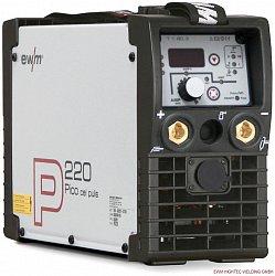 Аппарат для ручной сварки постоянным током EWM Pico 220 cel