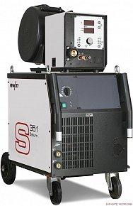 Аппарат для сварки MIG/MAG со ступенчатым переключением EWM Saturn 351