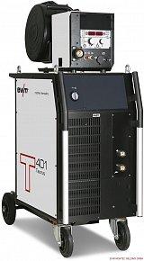 Аппарат для сварки MIG/MAG с плавной регулировкой EWM Taurus 401 FDG / FDW