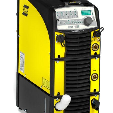 Аппарат для аргонодуговой сварки ESAB Caddy Tig 2200i DC