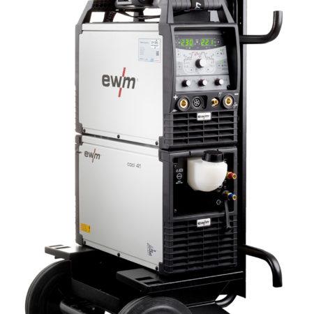 Аппарат для сварки TIG постоянным током EWM Tetrix 230