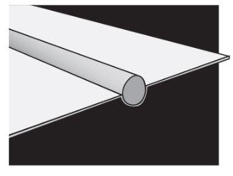 Керамические подкладки ESAB Backing Pipe 9/12